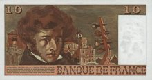 10 francs (Berlioz) - Type 1972